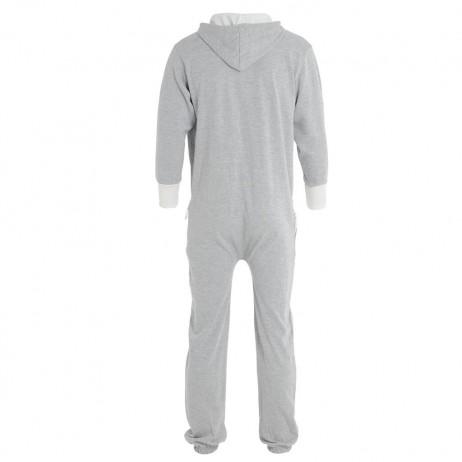 kinder onesie grijs