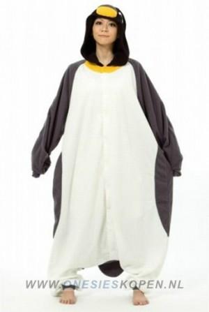 pinguïn onesie