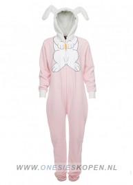 Onesie-Bunny-Rabbit-PInk-roze-voor