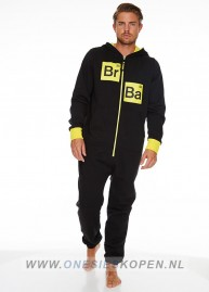 breaking bad onesie