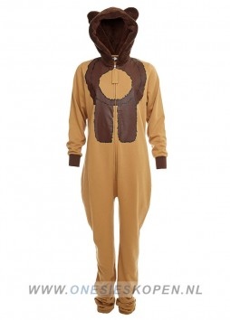 onesie-fluffy-bear-brown-voor