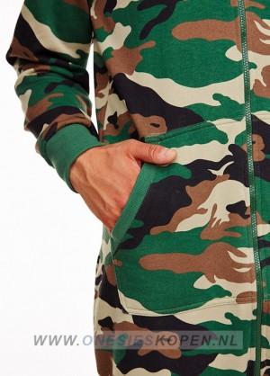 legerprint onesie