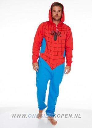 spider man onesie