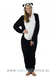 onesie-panda