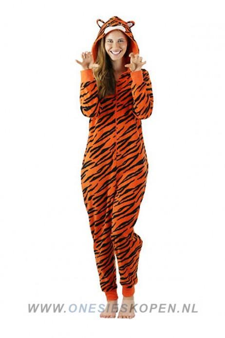 onesie tijger