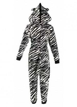 zebra onesie kinderen