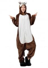 onesie-bruine-aap-brown-monkey