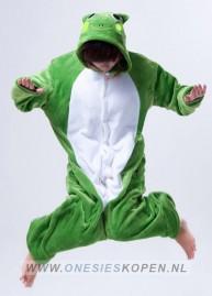 kikker onesie