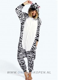 onesie zebra