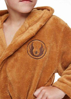 Star Wars Jedi badjas kids voor_detail