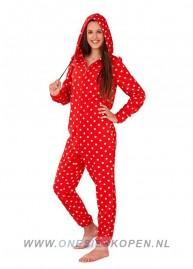 onesie-red-polkadot