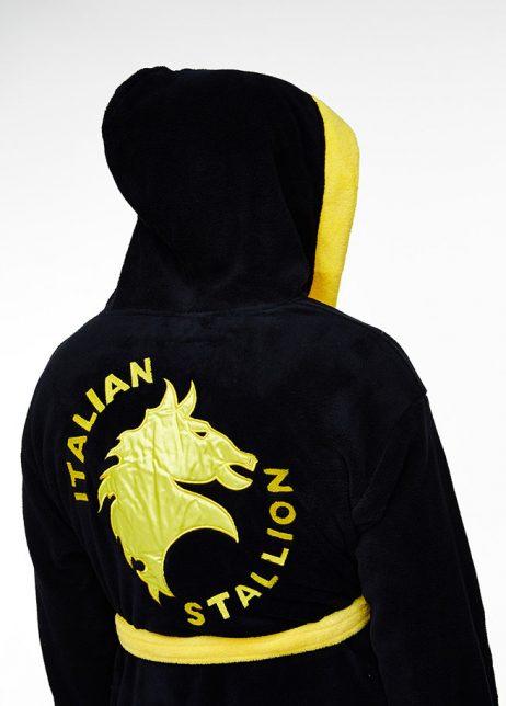 rocky badjas italian stallion achter detail