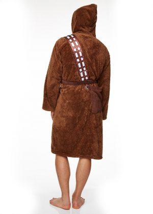 starwars badjas chewbacca achter