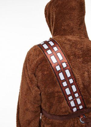 starwars badjas chewbacca achter detail