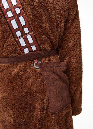 starwars badjas chewbacca achter detail2