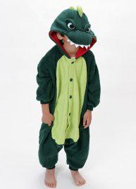 dinosaurus onesie kids voor