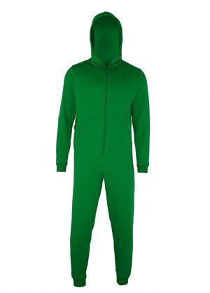 groene onesie comfy kids 2