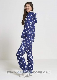 onesie sterrenprint zij