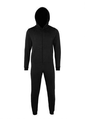 zwarte onesie comfy kids 2