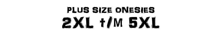 plus size_onesies