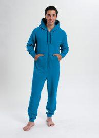 comfy onesie unisex-lichtblauw sapphire-blue
