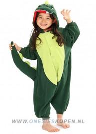 dinosaurus onesie kids voor meisje