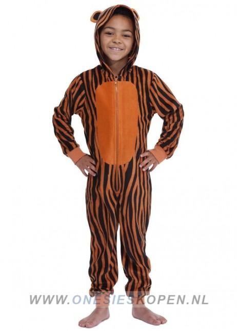 dieren onesie tijger kids