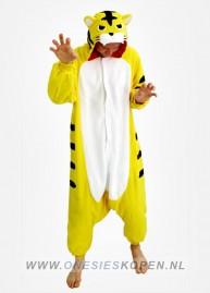 tijger onesie kigurumi voor