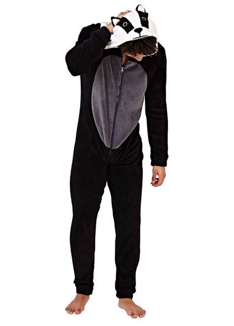 Badger onesie Das