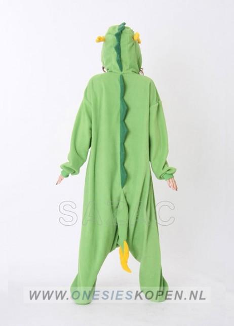 sazac draak onesie dragon back