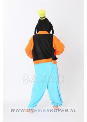 Disney Goofy onesie kigurumi sazac achter