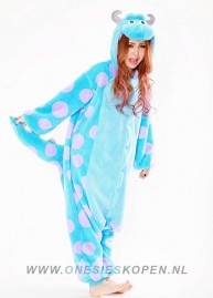Disney Sully Monsters inc Duck onesie kigurumi sazac zij