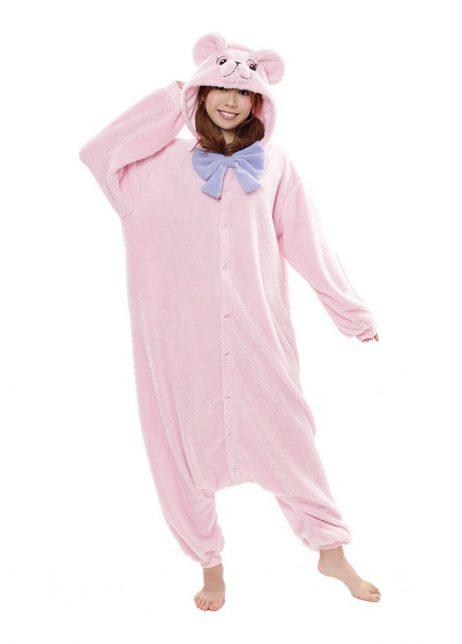 sazac teddybeer roze voor