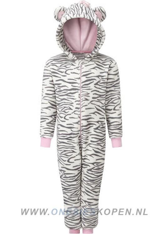 Onesie Zebra Kids Onesieskopen Nl