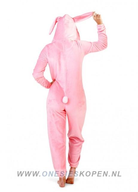 konijnen onesie