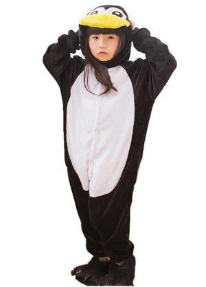 onesie pinguin penguin kids front