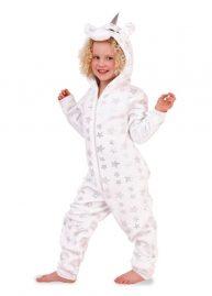 Witte unicorn kids sterren cntntl