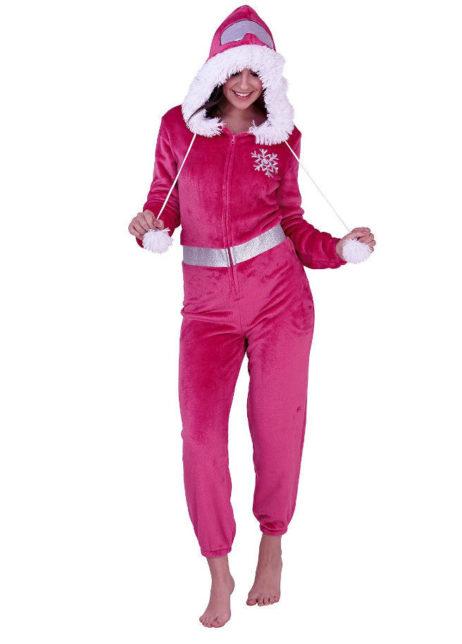 Apres-ski onesie