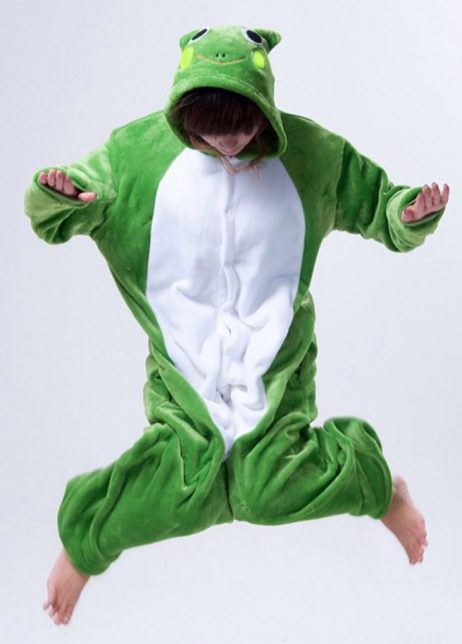 kikker onesie frog onesie