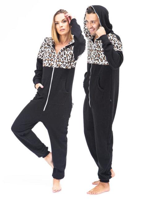 SofaKiller onesie leopard adult